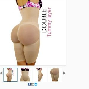dbc73247fb yahaira Intimates   Sleepwear - Yahaira butt enhancing body shaper size med.